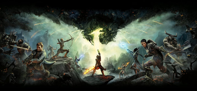 Dragon Age Inquisition Review Nobody expected the Inquisition