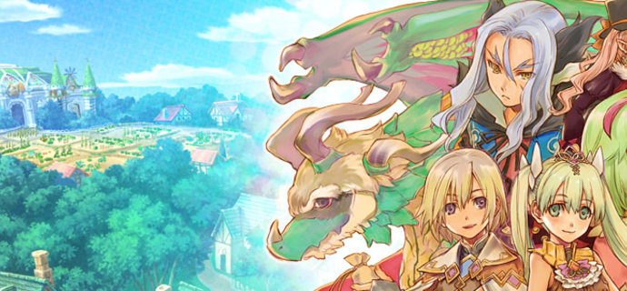 Rune Factory 4 Review A trip to the funny farm