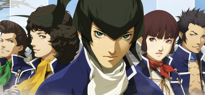 Shin Megami Tensei IV Review Demons death and destruction