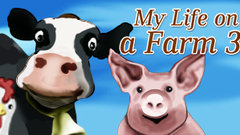 My Life On A Farm 3D Review: Where is my chicken?!