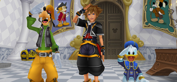 Parents Guide Kingdom Hearts 25 HD Remix  Age rating mature content and difficulty  Everybody Plays
