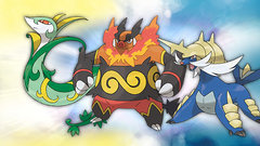 How to get Serperior, Emboar and Samurott in Pokemon Omega Ruby and Alpha Sapphire