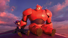 Competition: Win one of six copies of Big Hero 6: Battle in the Bay!