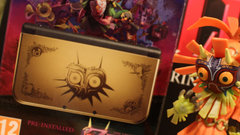 New 3DS XL Majora's Mask Edition Comparison Gallery