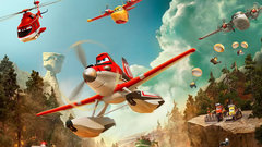 Planes: Fire and Rescue Review: Up, up and away!