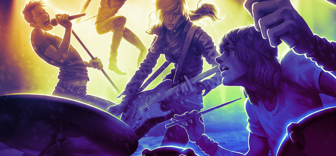 Rock Band 4 Confirmed for PS4 and Xbox One