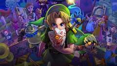 The Legend of Zelda: Majora's Mask 3D Review - 72 Hours Remain