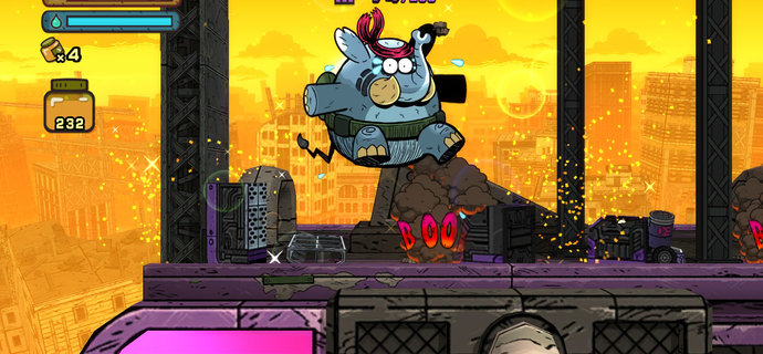 Tembo the Badass Elephant is the new game from the Pokemon devs