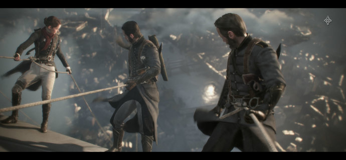 The Order 1886 Review London calling