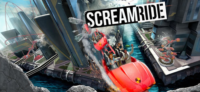 Screamride Review Off the rails