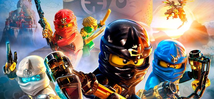 Lego Ninjago Shadow of Ronin Review   They see me Ronin