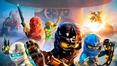 Lego Ninjago: Shadow of Ronin Review - They see me Ronin'