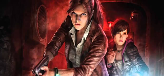 Resident Evil Revelations 2 Review Come on Wait