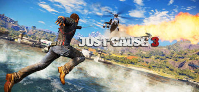 Just Cause 3 Reveal Trailer Released