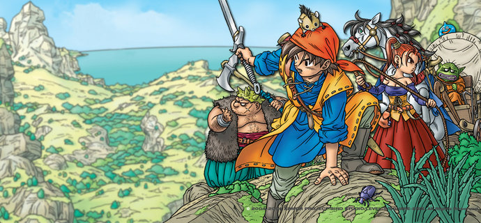 Dragon Quest VIII Remake announced for the 3DS  Everybody Plays