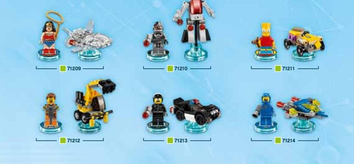 Portal Simpsons Doctor Who and more leaked for LEGO Dimensions
