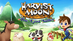Harvest Moon: The Lost Valley coming to the 3DS on Friday