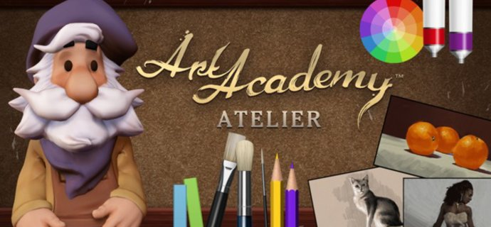 Art Academy Atelier finally coming to the Wii U