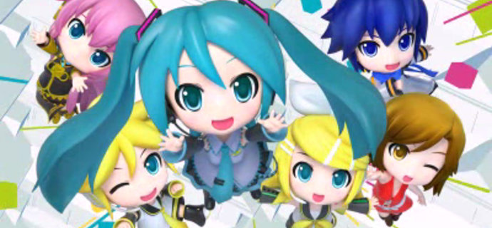 Hatsune Miku Project Mirai DX waltzes onto the 3DS this September