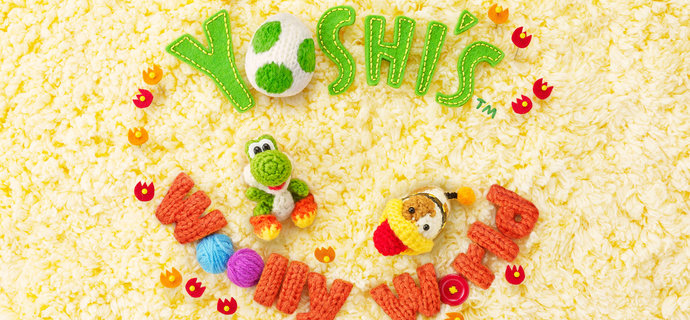 Yoshis Woolly World gets a new trailer sewing off Amiibo support