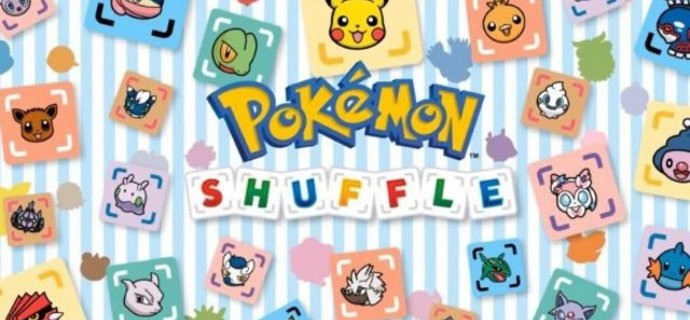 Celebrate 4 million Pokemon Shuffle downloads with Shaymin