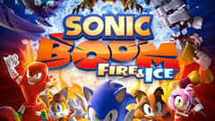 Sonic Boom: Fire & Ice blasts onto the 3DS this winter