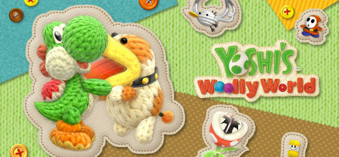 Yoshis Woolly World Review Stitch me baby one more time
