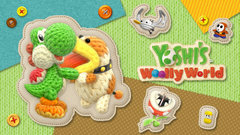 Yoshi's Woolly World Review: Stitch me baby one more time