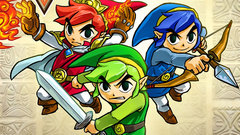 Legend of Zelda: Triforce Heroes brings co-op Zelda to the 3DS