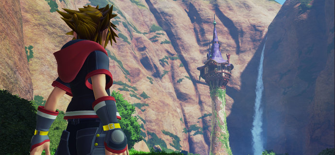 New Tangled world revealed for Kingdom Hearts III