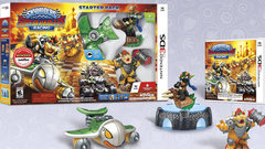 Skylanders SuperChargers Racing on 3DS/Wii looks like a Mario Kart-style spin-off