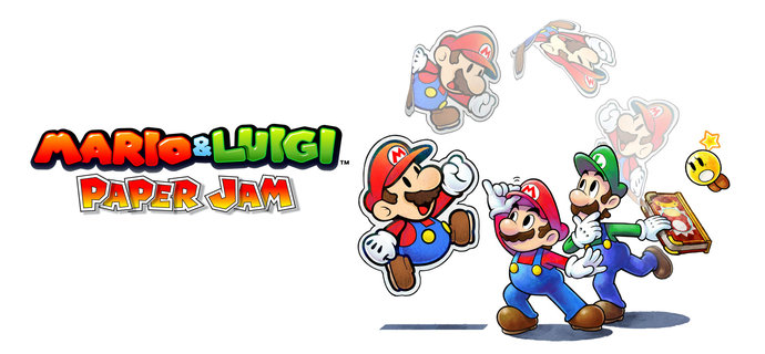 Mario + Luigi Paper Jam Bros looks seriously amazing