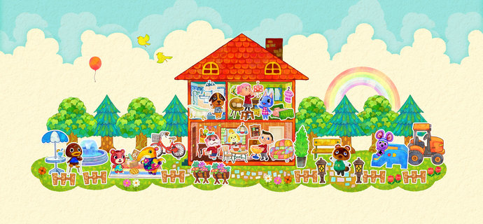 Nintendo announces two new Animal Crossing spin off titles