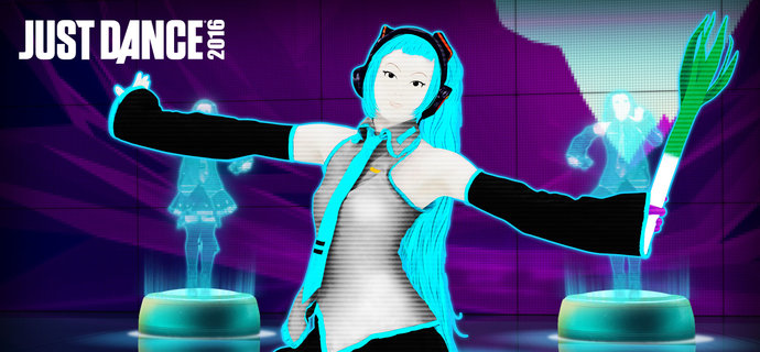 New Just Dance coming in October