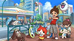 Level-5's Yo-kai Watch coming to the 3DS this Christmas