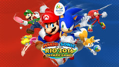 Mario & Sonic at the Rio 2016 Olympic Games revealed for Wii U and 3DS
