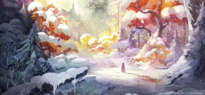 Square Enix announce a brand new role playing game Project Setsuna
