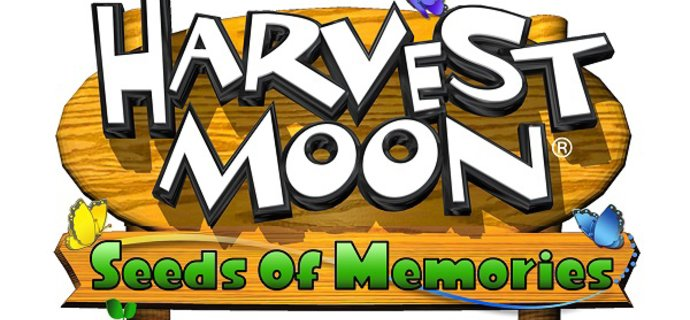 Harvest Moon Seeds of Memories announced for Wii U