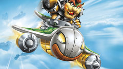 First Look: Bowser and Donkey Kong debut in Skylanders: Superchargers