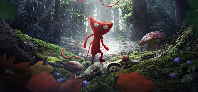 EAs Unravel brings cutesy puzzle platforming to consoles