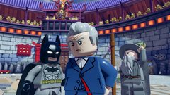 Every Doctor Who is in LEGO Dimensions - see it in action