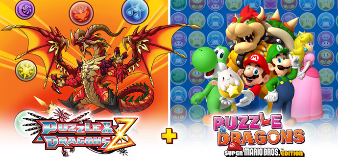 Puzzle &amp Dragons Z + Puzzle &amp Dragons Super Mario Bros Edition Review