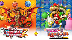 Puzzle & Dragons Z + Puzzle & Dragons: Super Mario Bros. Edition  Reviews