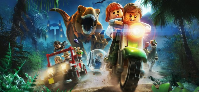 LEGO Jurassic World Review Clever Girl