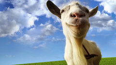 Goat Simulator headbutts its way onto the Playstation 3 and Playstation 4 next month!