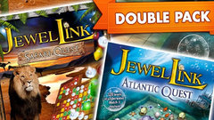 Jewel Link Double Pack: Atlantic Quest and Safari Quest  Reviews