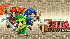 The Legend of Zelda: Tri Force Heroes Hands On