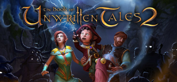 The Book of Unwritten Tales 2 coming to PS4 and Xbox One