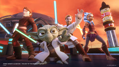 Hands on with Disney Infinity 3.0's Twilight of the Republic, Rise Against the Empire and Inside Out Play Sets