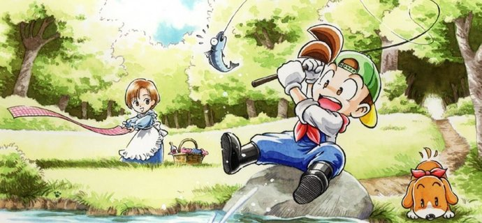 Harvest Moon The Lost Valley Review In Which We Get Lost in the Valley